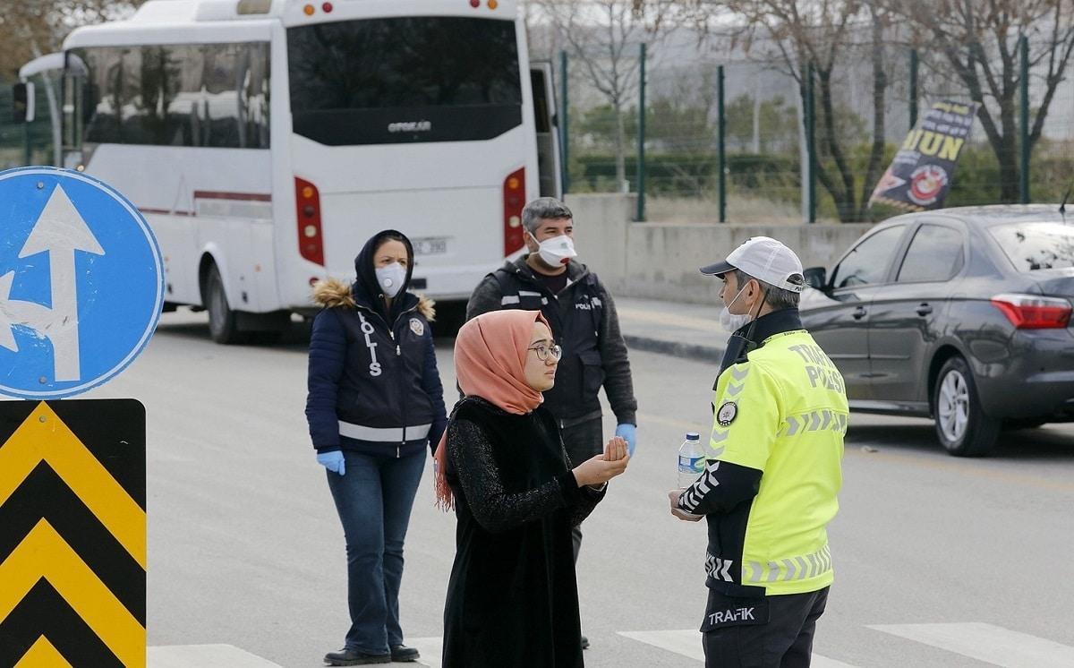 أول حالة وفاة بفيروس كورونا في تركيا