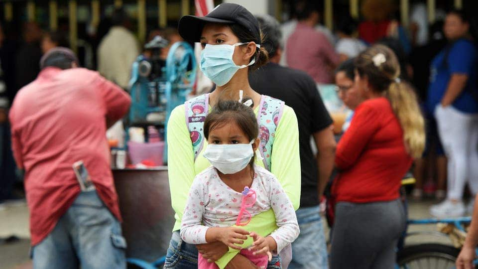 حصيلة المصابين بفيروس كورونا حول العالم