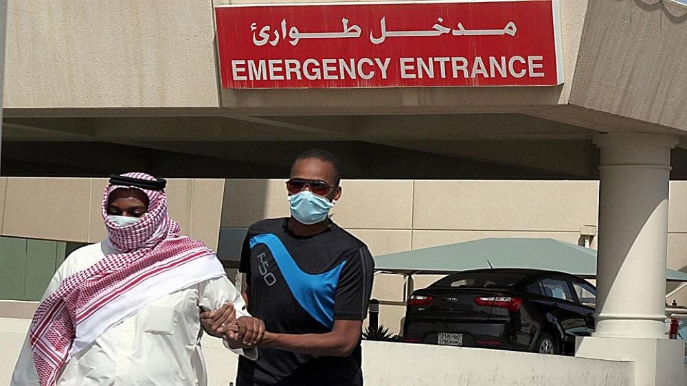 حالة السعودي المصاب بفيروس كورونا الجديد