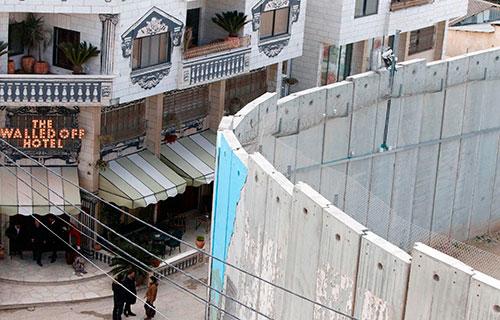 مستشفى في فلسطين لعلاج المصابين بكورونا