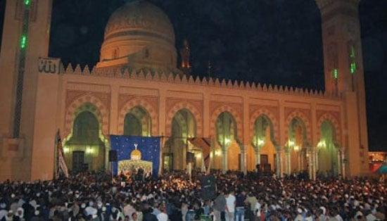 إلغاء احتفالات موالد آل البيت في مصر بسبب كورونا