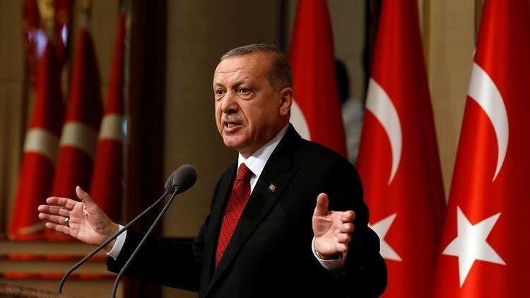 نتائج عملية درع الربيع في سوريا يعلنها أردوغان