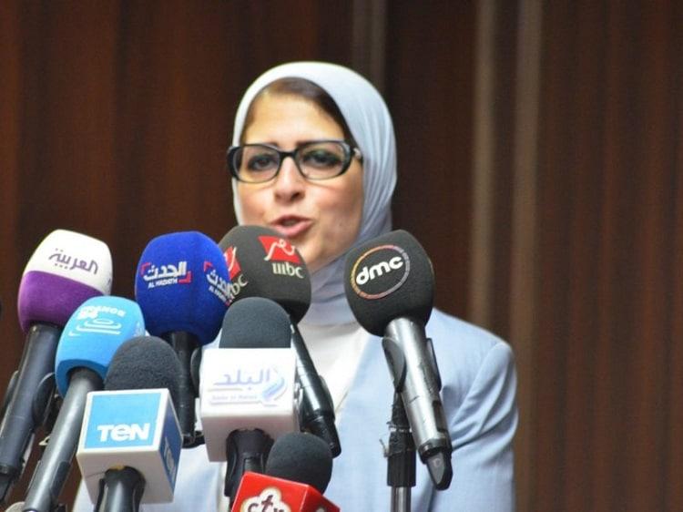 تفاصيل إصابات فيروس كورونا في مصر