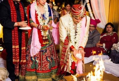بحث عن عادات الزواج