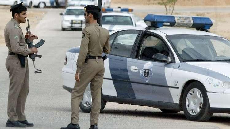 الشرطة السعودية تعتقل سائق أصاب رجل مرور