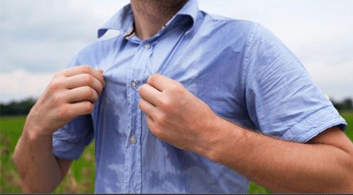 أسباب التعرق الغزير عند الرجال وطرق علاجها