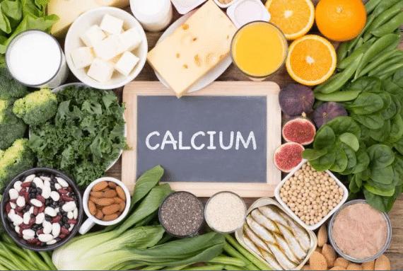 أفضل المصادر الغذائية للكالسيوم