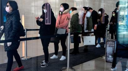 إصابات جديدة بفيروس كورونا في الصين