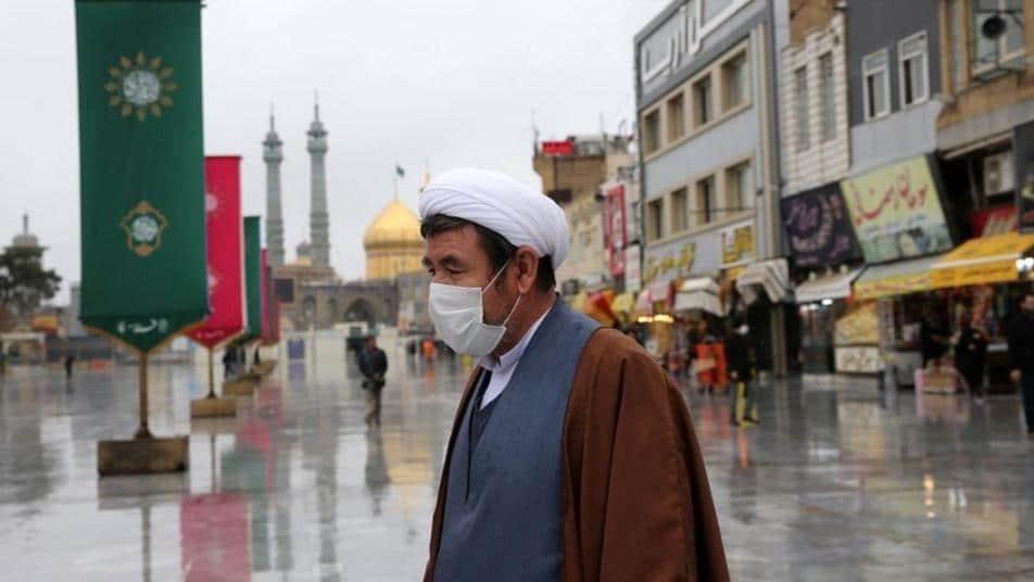 استمرار غلق العتبات المقدسة في إيران