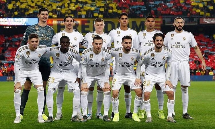قائمة ريال مدريد لمواجهة ريال سوسيداد في الليجا