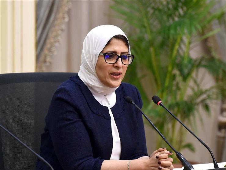 عدد حالات كورونا في مصر اليوم وتصريحات وزيرة الصحة