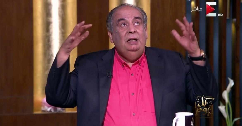 يوسف زيدان المختل في شرفه