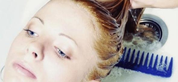 التخلص من صبغة الشعر