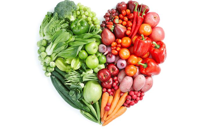 النظام الغذائي السليم للوقاية من الجلطات