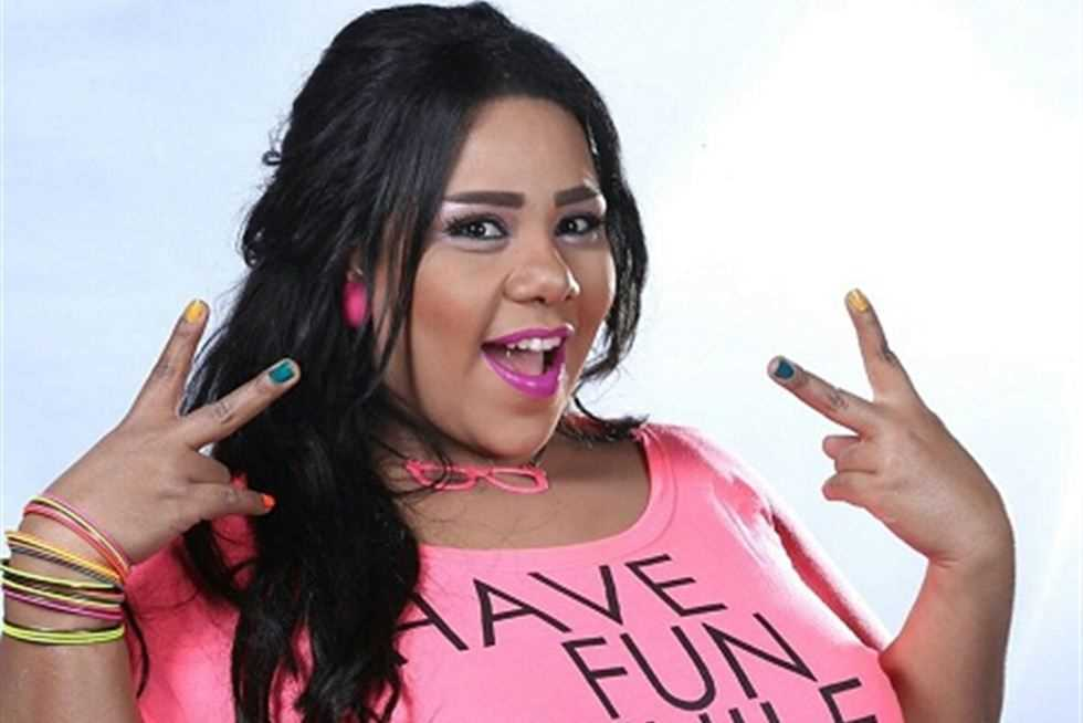 شيماء سيف ترد على هجوم ريهام سعيد لها بسبب وزنها