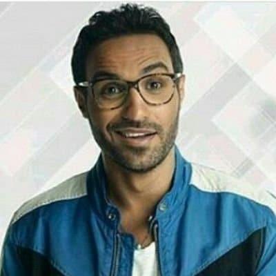 احمد فهمى يلفت انظار متابعيه بصورة فكاهية