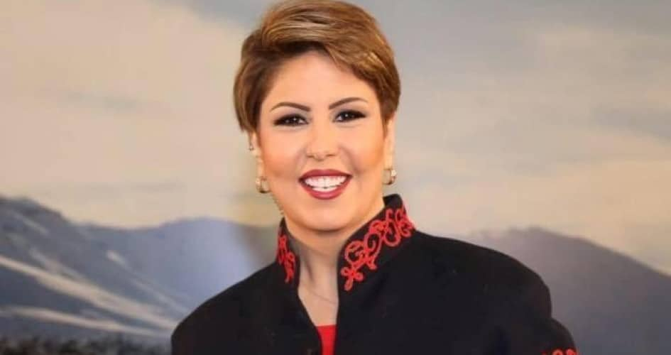 فجر السعيد لـ صفاء الهاشم :كرهتى الناس فيكِ