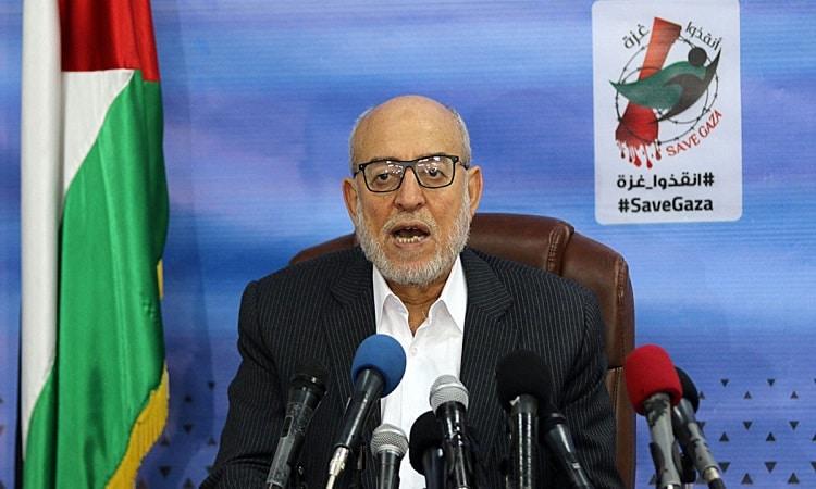 وفاة أحد قادة حماس في غزة