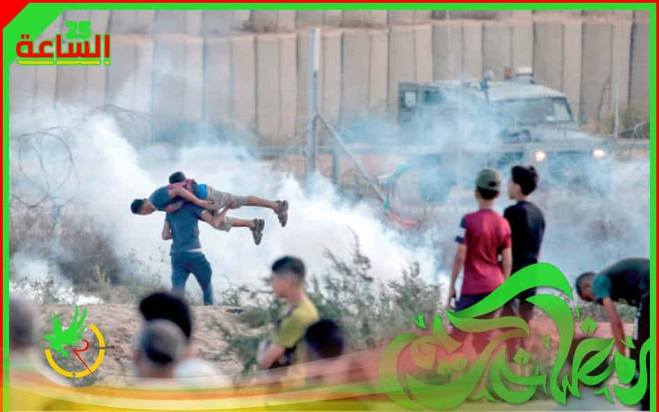 ، إصابة فلسطينيين برصاص الاحتلال في القدس