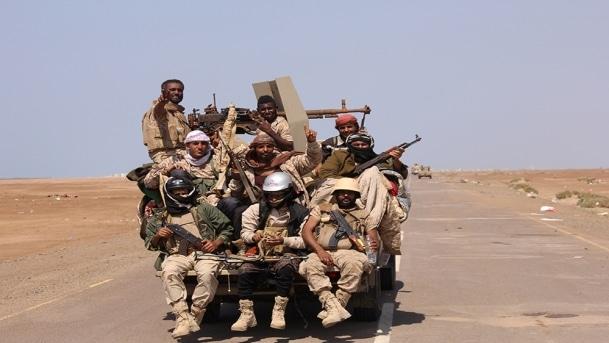 الجيش اليمني يحقق تقدما على المجلس الانتقالي