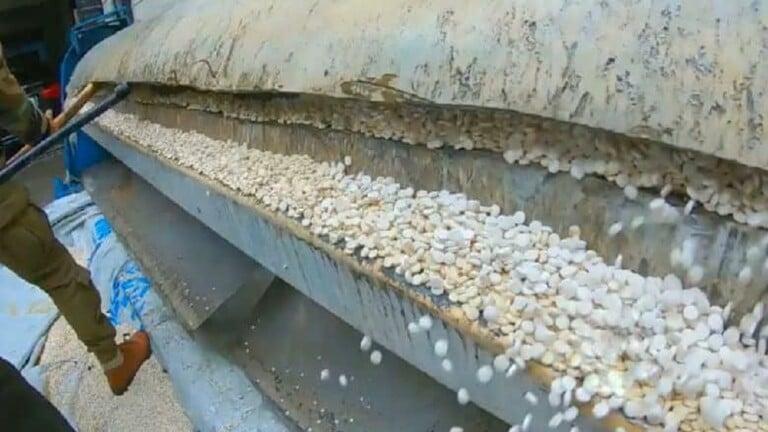 ضبط كمية مخدرات ضخمة في ميناء طرطوس السوري