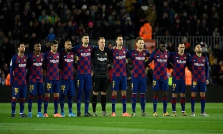 تشكيل برشلونة المتوقع أمام ليجانس في الليجا