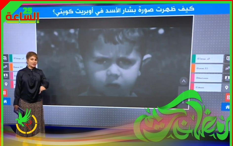شاهد بالفيديو كيف ظهر الأسد في الكويت فجأة!