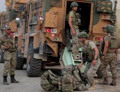 تركيا تهاجم الإرهاب الإماراتي