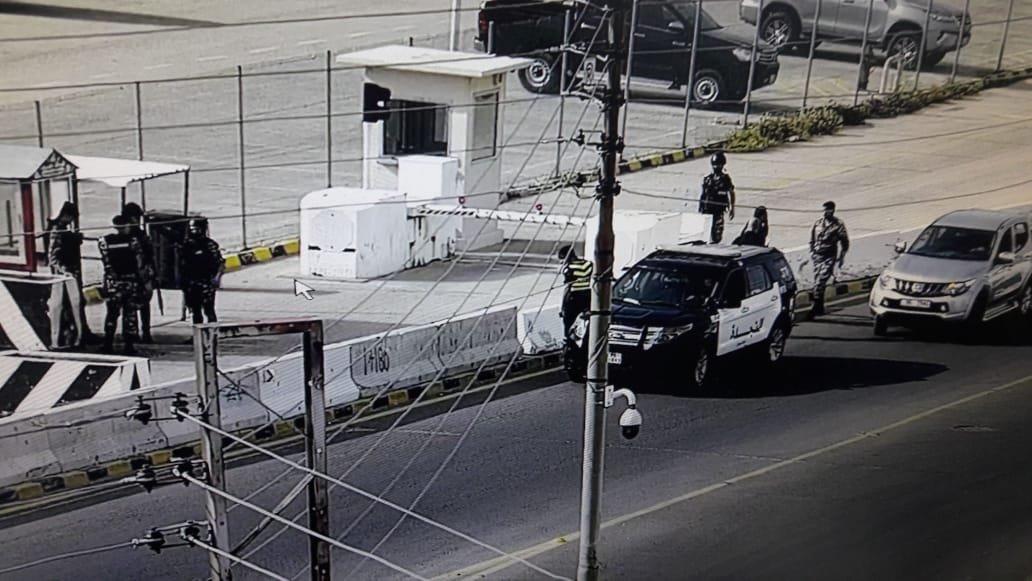 حادث إطلاق نار قرب السفارة الأمريكية في عمان