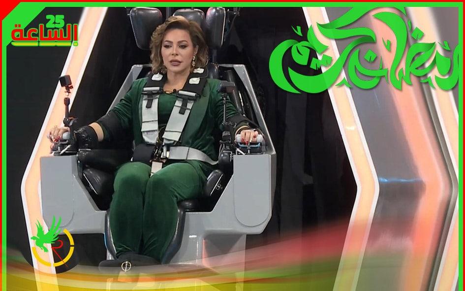 سوزان نجم الدين تسخر من رامز جلال