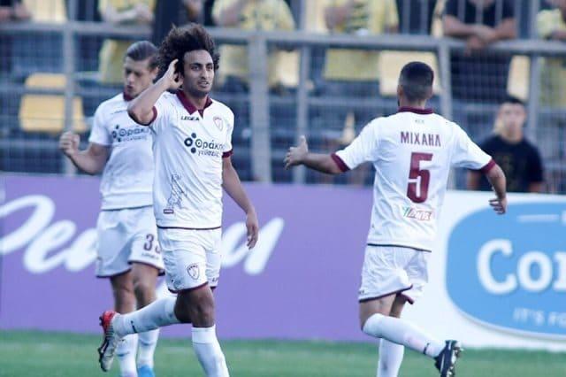 رئيس لاريسا يكذب عمرو وردة: لاعب غير ملتزم