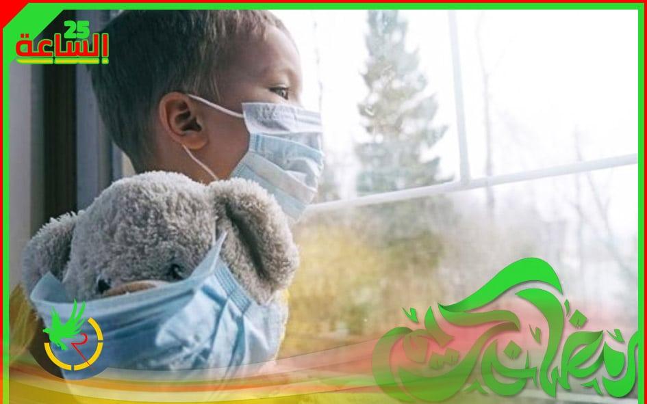 متلازمة التهابية خطيرة تصيب الاطفال