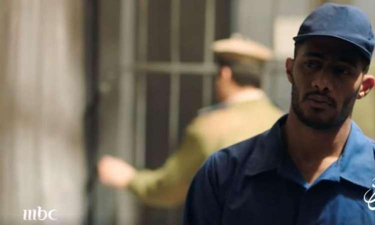 البرنس الحلقة 17 محمد رمضان ينهار بعد اجرائه مكالمة هاتفية