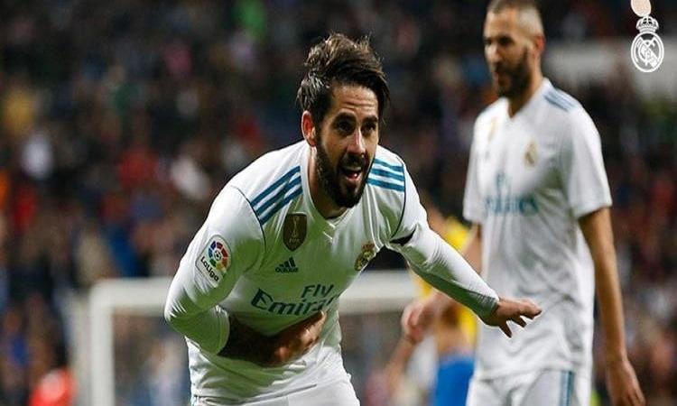 رسميا.. ريال مدريد يفقد إيسكو أمام فالنسيا
