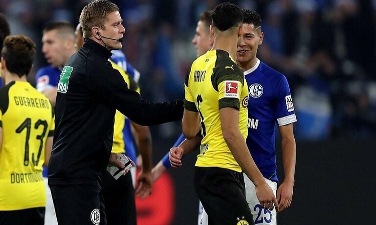 نجم عربي مرشح لجائزة أفضل لاعب في الدوري الألماني