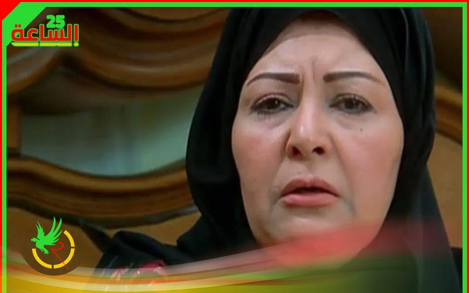 عفاف شعيب تنهار وحدها بعد وفاة اختها
