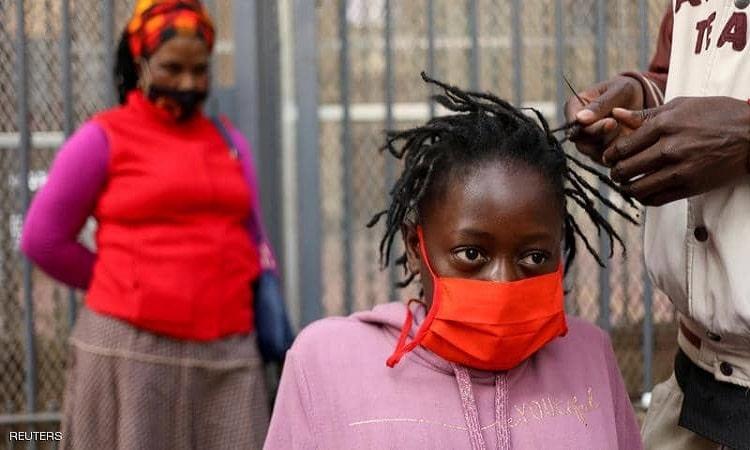 الصحة العالمية تحذر من انتشار جائحة كورونا في إفريقيا