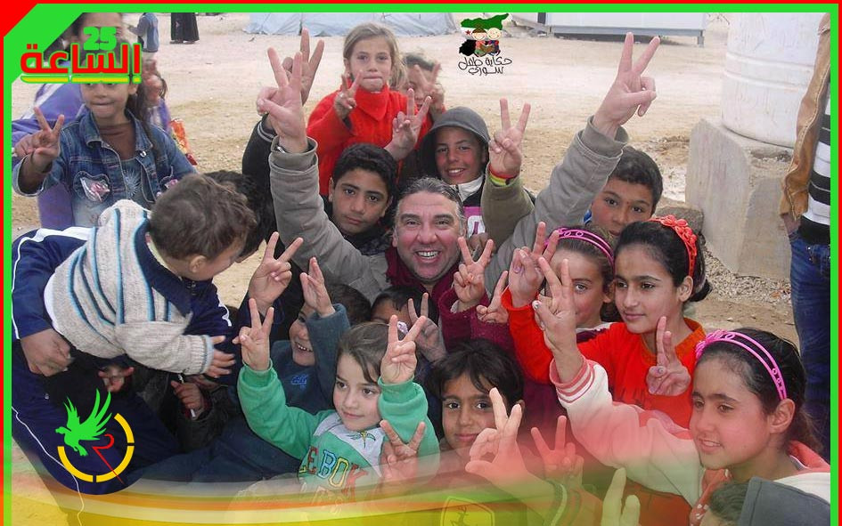 نوار بلبل .. فنان سوري معارض خافوه فأخفوه