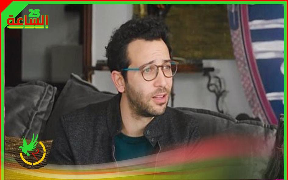 كريم قاسم يكشف عن اصابته بفيروس كورونا