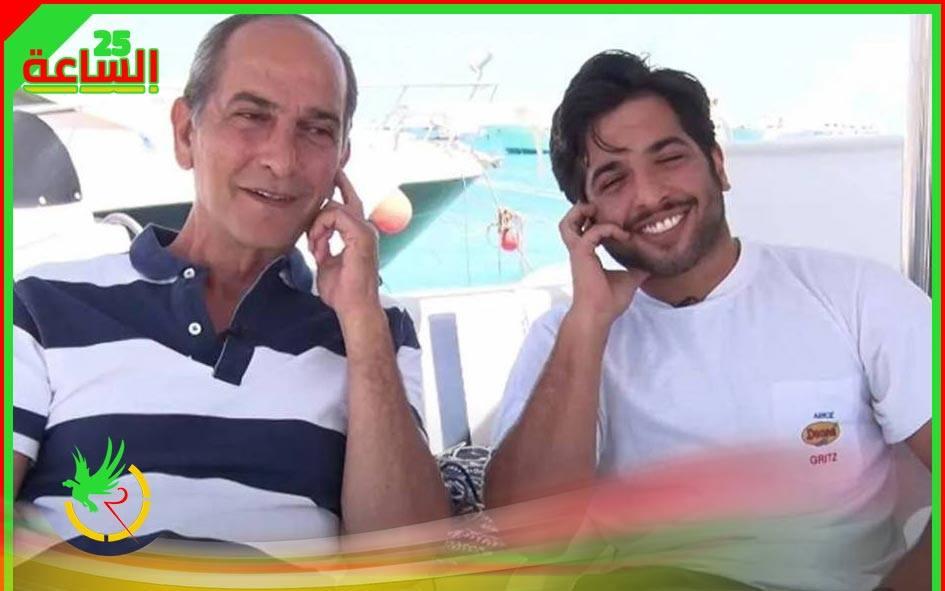 نجل هشام سليم باكيا : اللى راضى بى ومش راضى بسارة حجازى منافق