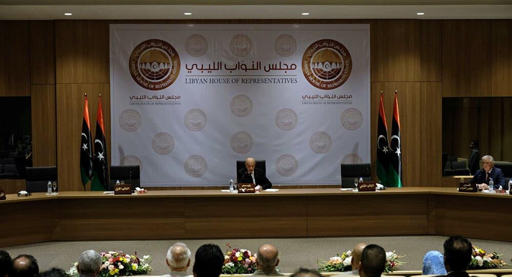 برلمان شرق ليبيا يرحب بتصريحات السيسي