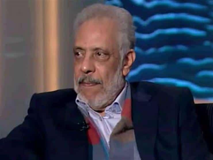 رد فعل نبيل الحلفاوى على هاشتاغ محمد رمضان أفضل من أحمد زكي