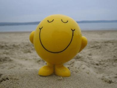 كيف تكون انسان سعيدا مرتاح البال