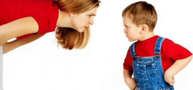 طرق معاقبة الطفل على السلوك السيئ