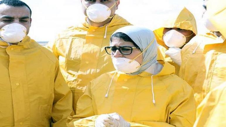 أول إصابة بفيروس كورونا في مصر