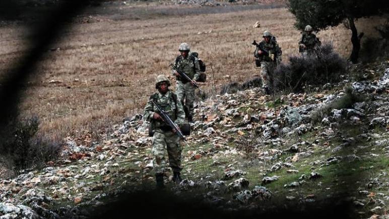 الجيش التركي يسيطر على مدينة تل أبيض