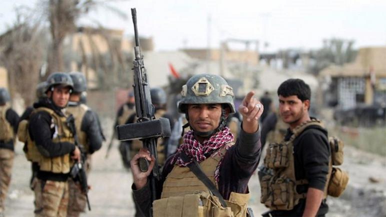 مقتل شرطي عراقي جنوبي العاصمة