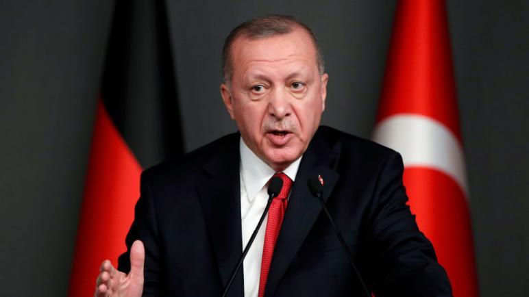 الحرب في إدلب .. أردوغان يعلق على الأوضاع في سوريا