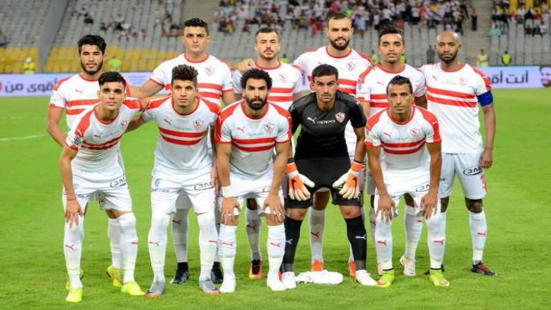 الدوري المصري.. قائمة الزمالك أمام المقاولون والتشكيل المتوقع