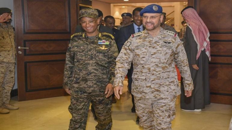 إثيوبيا وجولة عسكرية ناجحة في الخليج